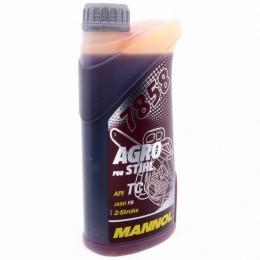 Масло двухтактное Mannol AGRO for Stihl