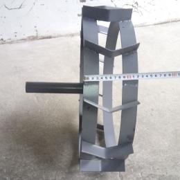 Грунтозацепы d460x120 мм полуось 25 мм.