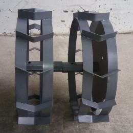 Грунтозацепы d460x120 мм шестигранник 32