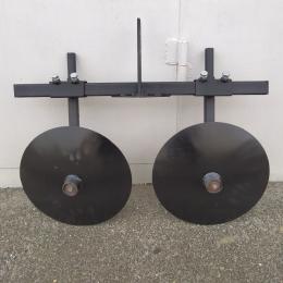 Окучник дисковый 360мм