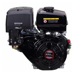 Двигатель бензиновый Loncin G420F (шпонка,вал 25мм)
