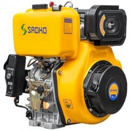 Двигатель дизельный Sadko DE-440E (шпонка)