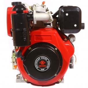 Двигатель дизельный Weima WM186FBE-S (шпонка, вал 25мм, съемный цилиндр)