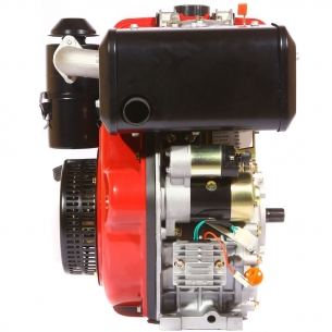 Двигатель дизельный Weima WM186FBE-T (шлиц, вал 25мм, съемный цилиндр)