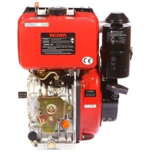 Двигатель дизельный Weima WM186FB-T (шлиц)
